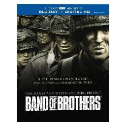 Band of brothers (blu-ray/6 disc/digital copy/re-pkgd) BR563715