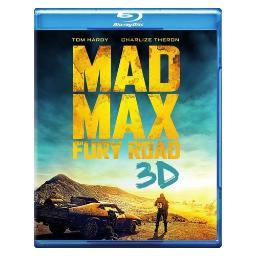 Mad max-fury road (blu-ray/3d) (3-d) BR515919
