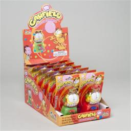 RGP C825 Bubble Gum Dispenser Garfield, Pack Of 144