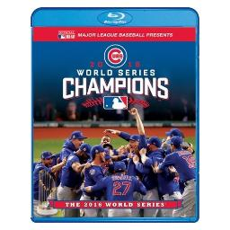 Mlb-2016 world series (blu ray/dvd combo) (2disc/ws/16x9/1.78:1/eng) BRSF17292