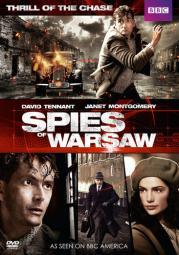 Spies of warsaw (dvd/2012/ws/eng-sdh sub) DE379763D
