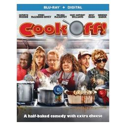 Cook off (blu ray w/digital hd) (ws/eng/eng sub/span sub/eng sdh/5.1dts-hd) BR53695