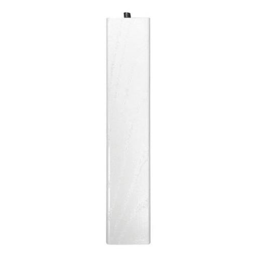 2658W Table Leg Parsons Leg Wood White - 8 in. - pack of 8