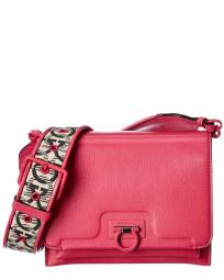 Salvatore Ferragamo Trifolio Small Leather Crossbody