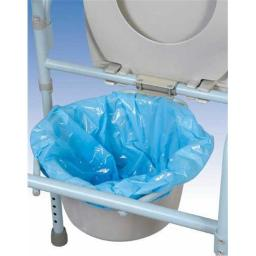Complete Medical 1374 Commode Pail Liners Pack of 7 Carex