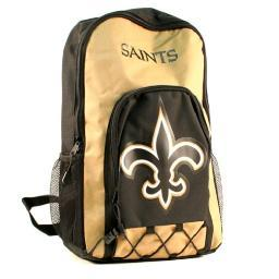 "New Orleans Saints NFL ""Echo Bungee"" Backpack"