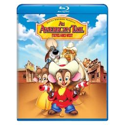 An american tail-fievel goes west (blu ray) BR61185241