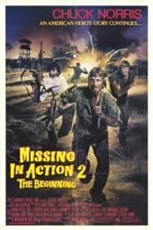 Missing in Action 2 The Beginning Movie Poster (11 x 17) MOV233695