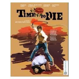 Time to die (blu ray) (span w/eng sub) BR600626