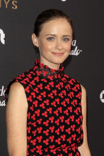 Alexis Bledel At Arrivals For Television Academy 69Th Emmy Awards Cocktail Party For Nominees, Wallis Annenberg Center For The Performing Arts.