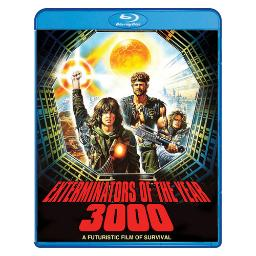 Exterminators in the year 3000 (blu-ray/ws 1.78) BRSF15654