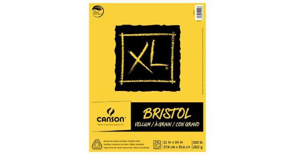 CANSON PACON PAPERS 100510961 FOUNDATION TRACING TAPE BOUND 25LB 11X14