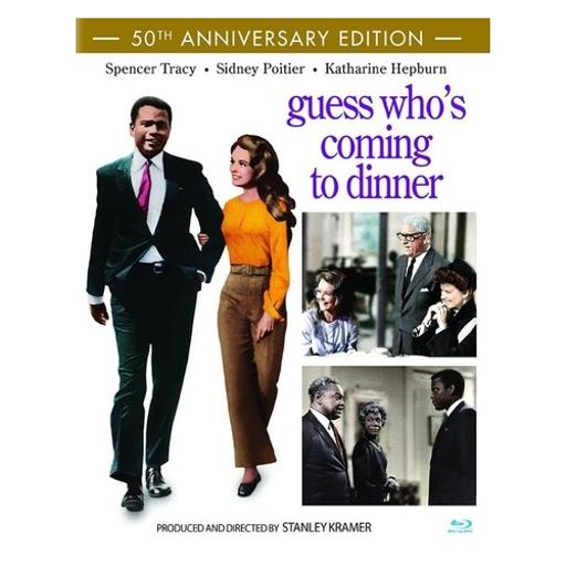 Guess whos coming to dinner (1967) (blu ray/anniversary edition) (dd5.1/ws) 1725003
