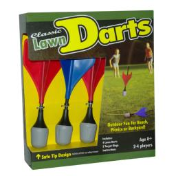 Front porch classic lawn darts