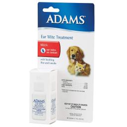 Adams 100503561 adams flea and tick ear mite treatment 5 ounces