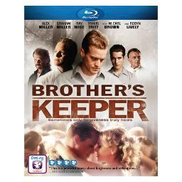 Brothers keeper (blu ray)                                     nla BRME15876