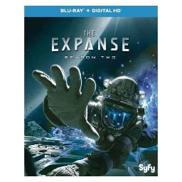 Expanse-season two (blu ray w/digital hd) (3discs) BR61187815