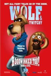 Hoodwinked Too Hood VS. Evil Movie Poster (11 x 17) MOVIB22873