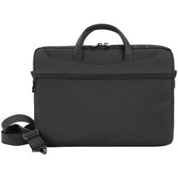 Tucano wo2-mb13 13 work_out ii slim notebook bag (black)