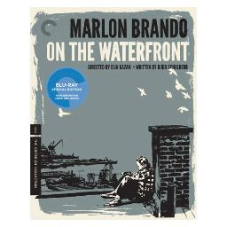 On the waterfront (blu ray) (ws//ff/1.66:1/1.85:1/1.33:1/b&w/2discs) BRCC2096