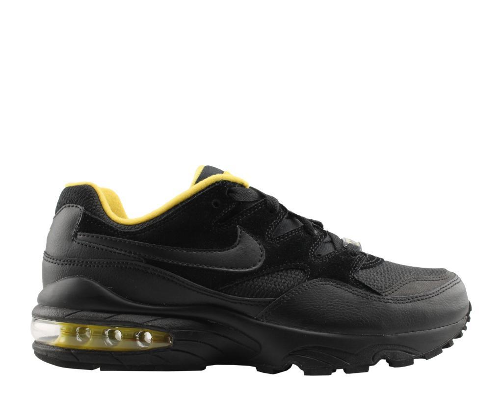 Nike Air Max 94 SE BlackBlack Tour Yellow Men's Running Shoes AV8197 002