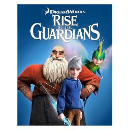Rise of the guardians (blu-ray/3d/2d/dvd/dc/uv/3 disc) (3-d) BR101133