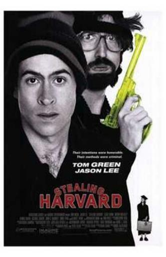 Stealing Harvard Movie Poster (11 x 17) C11H4A3JKPQLKWIL
