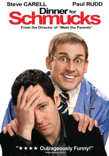 Dinner for schmucks (dvd) nla 1288311