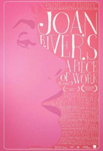 Joan Rivers A Piece of Work Movie Poster (11 x 17) AL5HBN7A3KEHR0GF