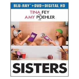 Sisters (blu ray/dvd combo  w/digital hd/ultraviolet) BR61165831