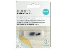 Wer660245 we r memory essentials swivel knife replace blade