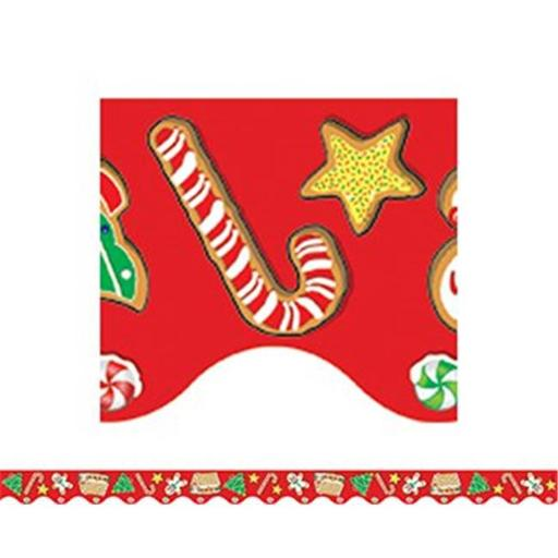 Teacher Created Resources TCR4157 Christmas Border Trim