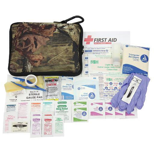 Orion safety products orion overnight first aid kit 777