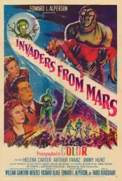 Invaders from Mars Movie Poster Print (27 x 40) MOVGG1621