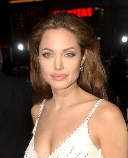 Angelina Jolie At The Premiere Of Sky Captain And The World Of Tomorrow Sept. 14, 2004, In Los Angeles, Calif. Photo Print 46TVUB4UIPHPOCUJ