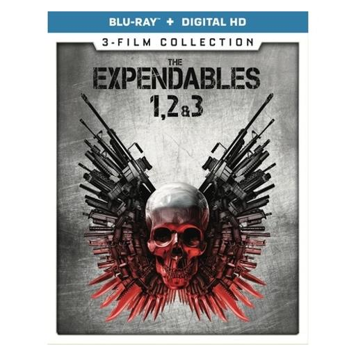 Expendables 3-film ccollection (blu ray) (3discs/ws/eng/sp sub/eng sdh/5.1d CIVPWJWIXC4TJCVJ