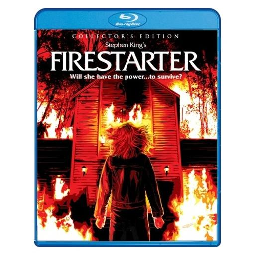 Firestarter (blu ray) (collectors edition) (ws/2.35:1) 1289688