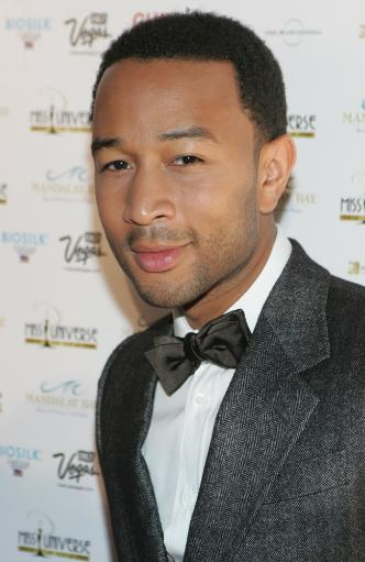 John Legend At Arrivals For Miss Universe 2010 Pageant - Arrivals, Mandalay Bay Hotel & Casino, Las Vegas, Nv August 23, 2010. Photo By James.