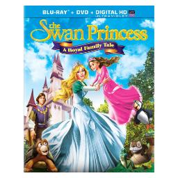 Swan princess-royal family tale (blu-ray/dvd/combo/ultraviolet/2 disc) BR43135