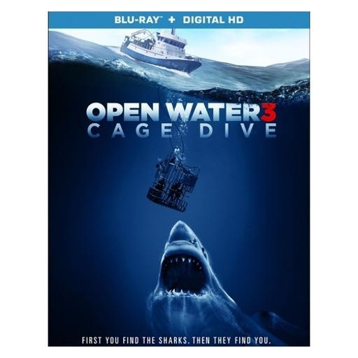 Open water 3-cage dive (blu ray w/digital hd) (ws/eng/eng sub/sp sub/5.1dts BOAI2EDIIQD9UFJF