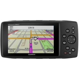 Garmin GPSMAP 276Cx Durable All-Terrain Outdoors GPS Navigator Device, Black