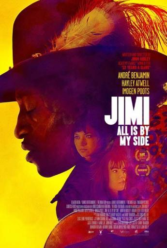 Jimi: All is By My Side Movie Poster Print (27 x 40) 10WHMQLWBGEXW59A