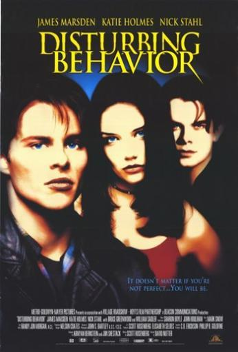 Disturbing Behavior Movie Poster (11 x 17) 8SNRPNVD28K0SQDK