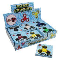 Nostalgic  Nostalgic Spinners **Only Sold In Subcase Of 24** 24 Per Display/Assorted Colors