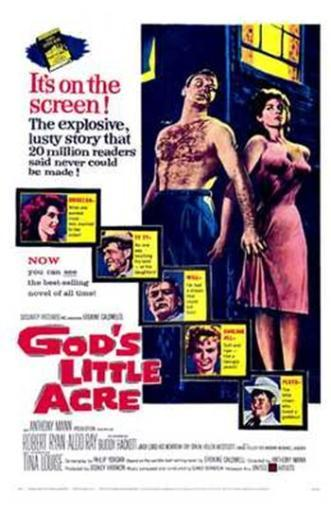 God's Little Acre Movie Poster (11 x 17) N243XSJXCAQ8HIGM
