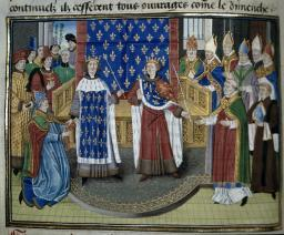 4207  Jean Fouquet French School Poster Print EVCCRLA004YF586H