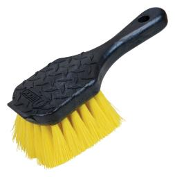 Quickie  4.5 in. W Plastic  Gong Brush - Case Of: 1;