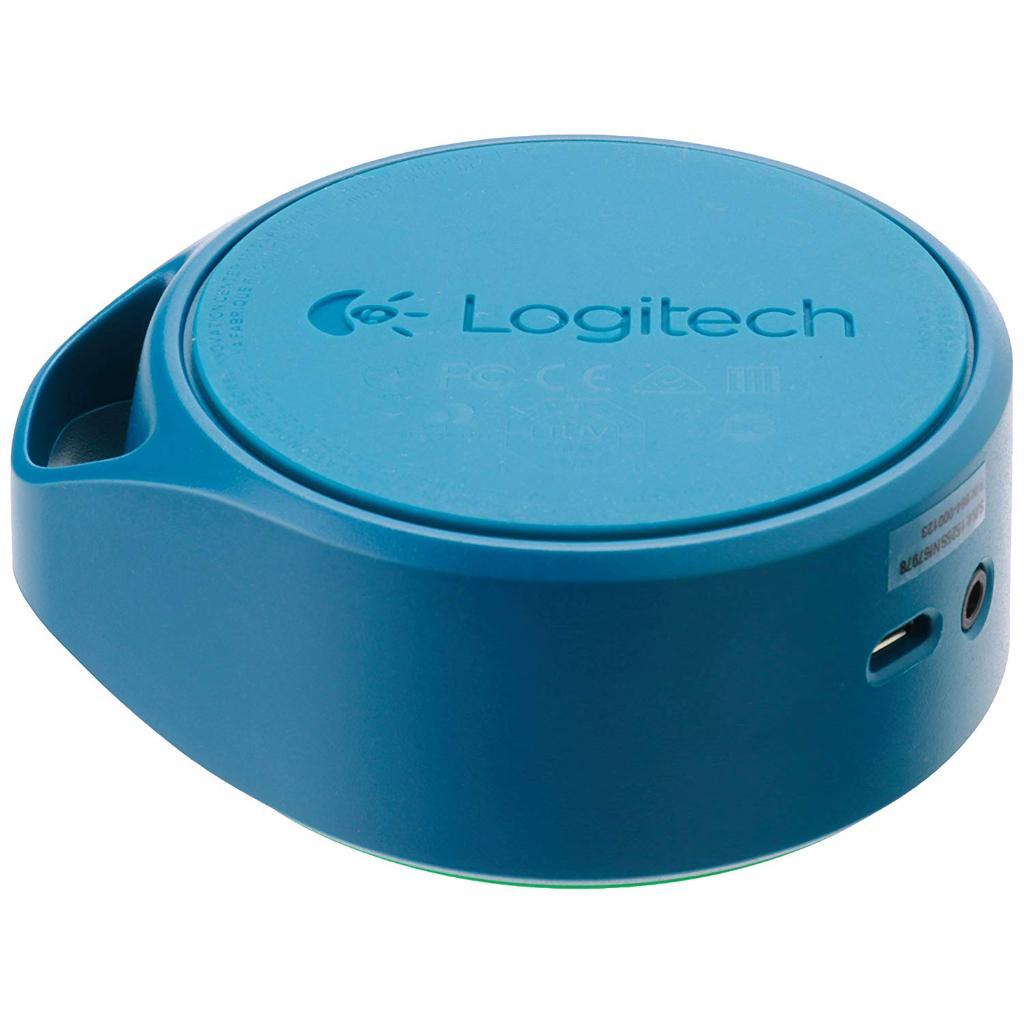 e3cc391e9cd Logitech Logitech X50 Mobile Portable Bluetooth Wireless Speaker - Green -  980-001072 | massgenie.com