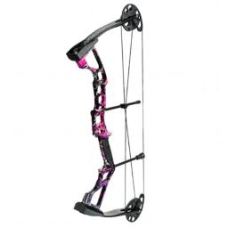 Darton 1005163 Recruit Youth Compound Bow Pkg Muddy Girl 25-30lb LH