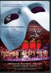 Phantom of the opera at the royal albert hall (dvd) (eng sdh/span/fren/ws) D61121259D